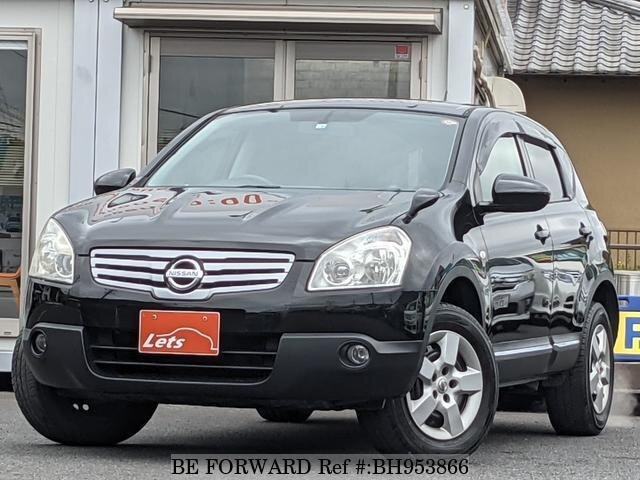 Used 2010 NISSAN DUALIS BH953866 for Sale