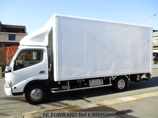 Used 2008 HINO DUTRO BH953869 for Sale
