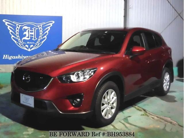 Used 2012 MAZDA CX-5 BH953884 for Sale