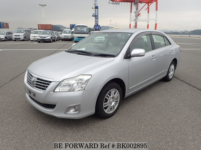 Used 2010 TOYOTA PREMIO BK002895 for Sale