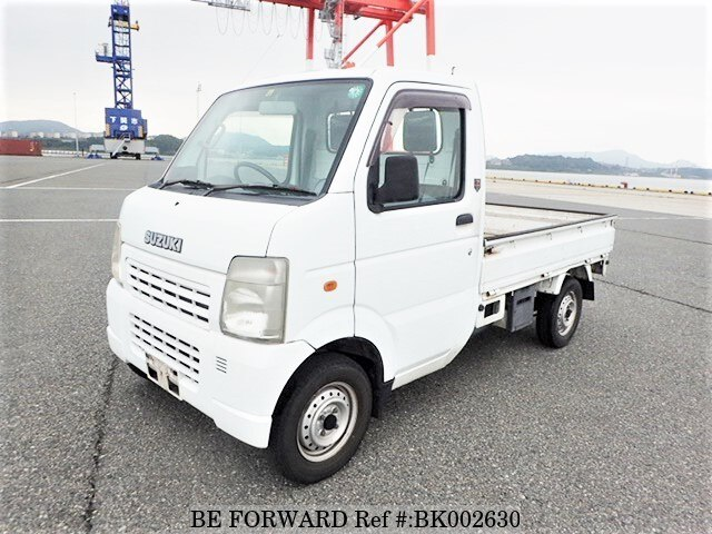 Used 2007 SUZUKI CARRY TRUCK BK002630 for Sale