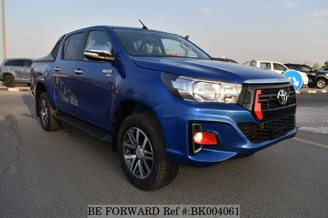 Used 2016 TOYOTA HILUX BK004061 for Sale