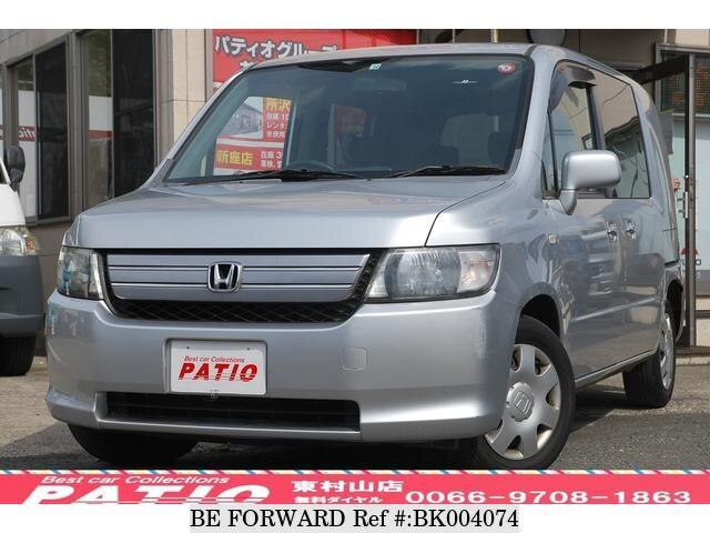 Used 2006 HONDA MOBILIO SPIKE BK004074 for Sale