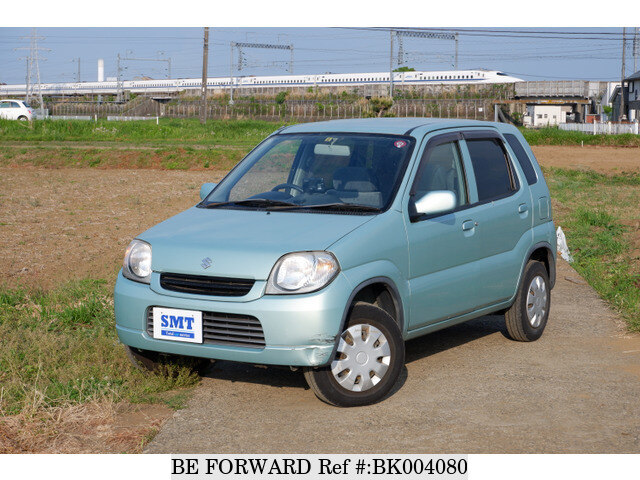 Used 2004 SUZUKI KEI BK004080 for Sale