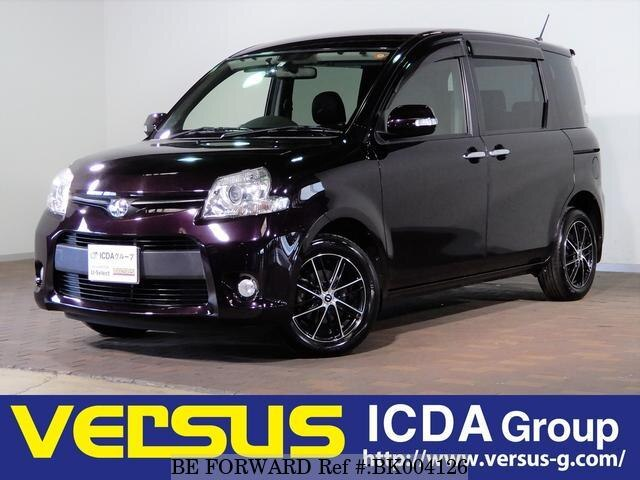 Used 2015 TOYOTA SIENTA BK004126 for Sale