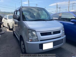 Used 2004 SUZUKI WAGON R BK004209 for Sale