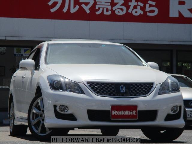 Used 2009 TOYOTA CROWN BK004236 for Sale