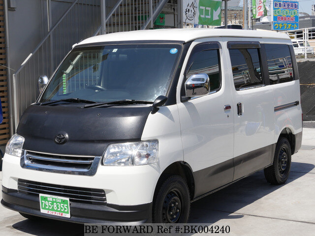 Used 2019 TOYOTA TOWNACE VAN BK004240 for Sale