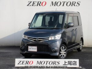 Used 2011 NISSAN ROOX BK004278 for Sale