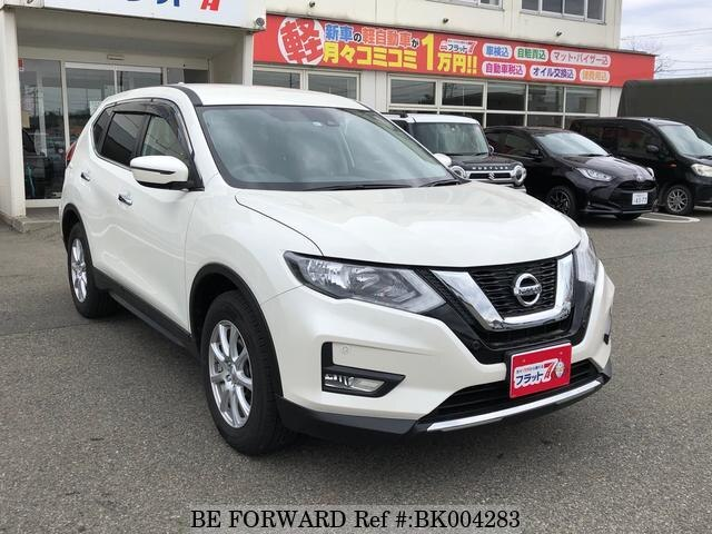 Used 2019 NISSAN X-TRAIL BK004283 for Sale