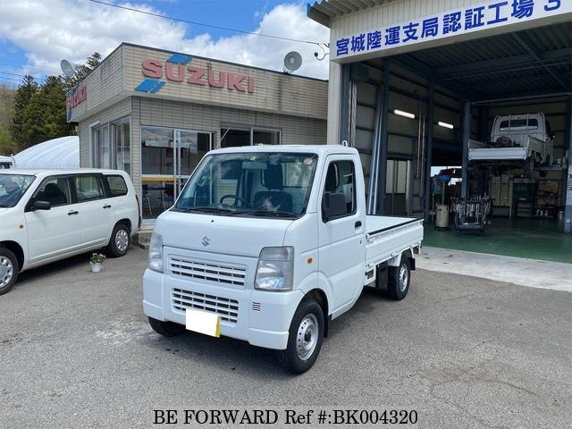 Used 2012 SUZUKI CARRY TRUCK BK004320 for Sale