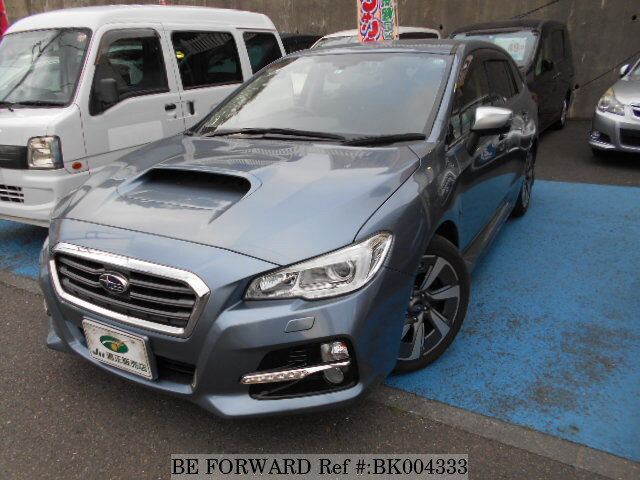 Used 2015 SUBARU LEVORG BK004333 for Sale