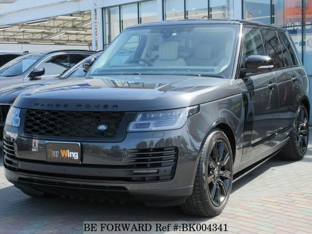 Used 2019 LAND ROVER RANGE ROVER BK004341 for Sale
