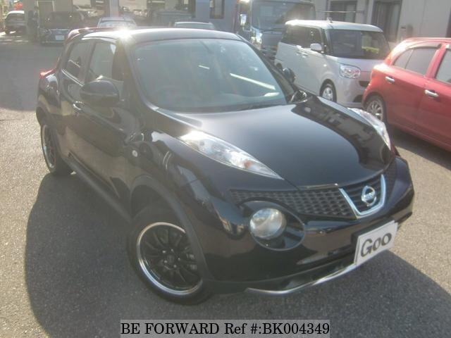 Used 2011 NISSAN JUKE BK004349 for Sale