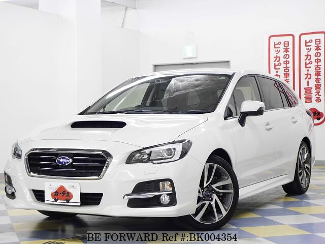 Used 2014 SUBARU LEVORG BK004354 for Sale