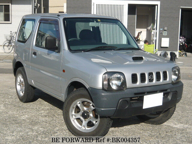 Used 2000 SUZUKI JIMNY BK004357 for Sale
