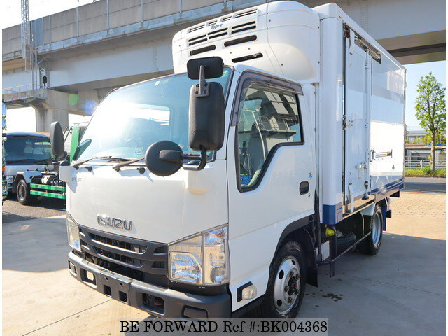 Used 2016 ISUZU ELF TRUCK BK004368 for Sale