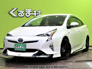 Used 2017 TOYOTA PRIUS BK004375 for Sale