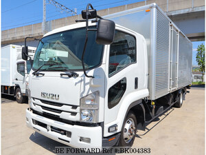 Used 2016 ISUZU FORWARD BK004383 for Sale