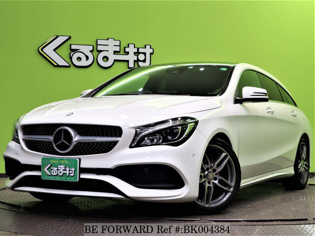 Used 2017 MERCEDES-BENZ CLA-CLASS BK004384 for Sale