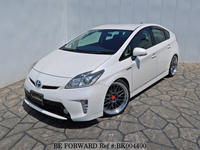 Used 2012 TOYOTA PRIUS BK004400 for Sale