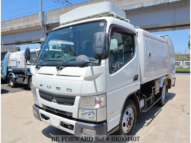 Used 2013 MITSUBISHI FUSO CANTER BK004407 for Sale