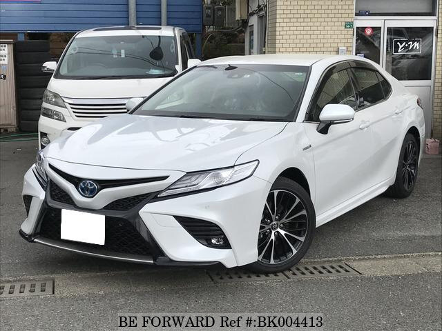 Used 2020 TOYOTA CAMRY BK004413 for Sale