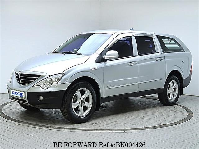 Used 2008 SSANGYONG ACTYON BK004426 for Sale