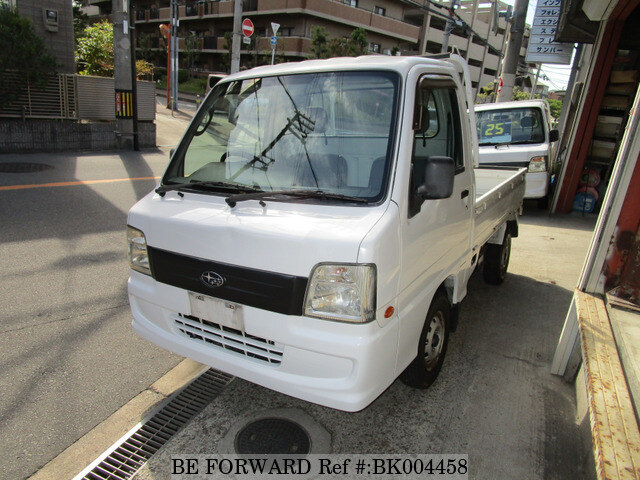 Used 2009 SUBARU SAMBAR TRUCK BK004458 for Sale
