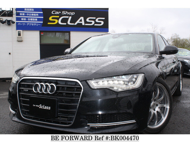 Used 2014 AUDI A6 BK004470 for Sale