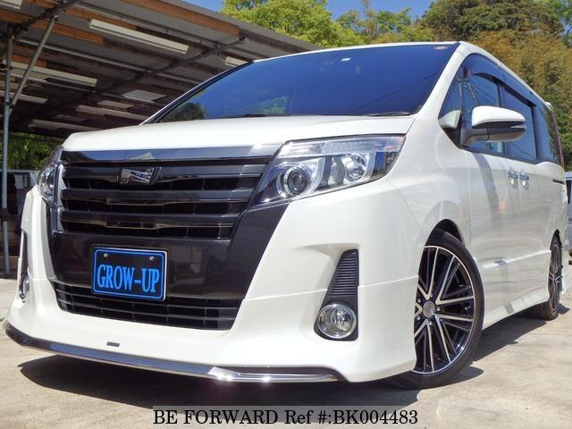 Used 2017 TOYOTA NOAH BK004483 for Sale