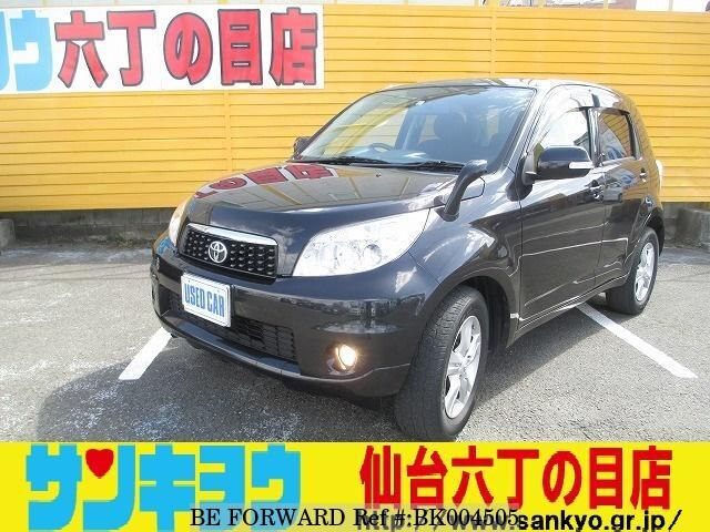 Used 2015 TOYOTA RUSH BK004505 for Sale
