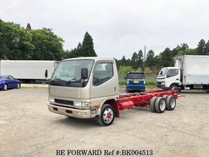 Used 1997 MITSUBISHI CANTER BK004513 for Sale