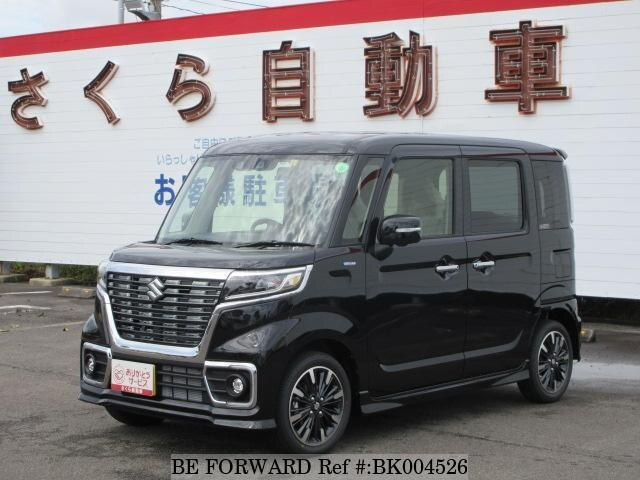 Used 2020 SUZUKI SPACIA BK004526 for Sale