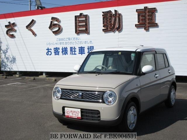 Used 2020 SUZUKI LAPIN BK004531 for Sale