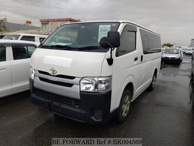 Used 2016 TOYOTA HIACE WAGON BK004569 for Sale