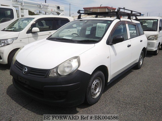 Used 2010 NISSAN AD VAN BK004586 for Sale