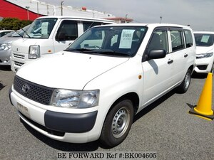 Used 2014 TOYOTA PROBOX BK004605 for Sale