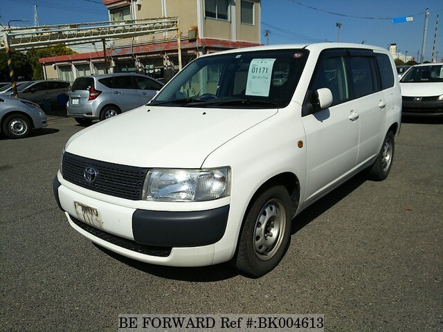 Used 2013 TOYOTA PROBOX BK004613 for Sale