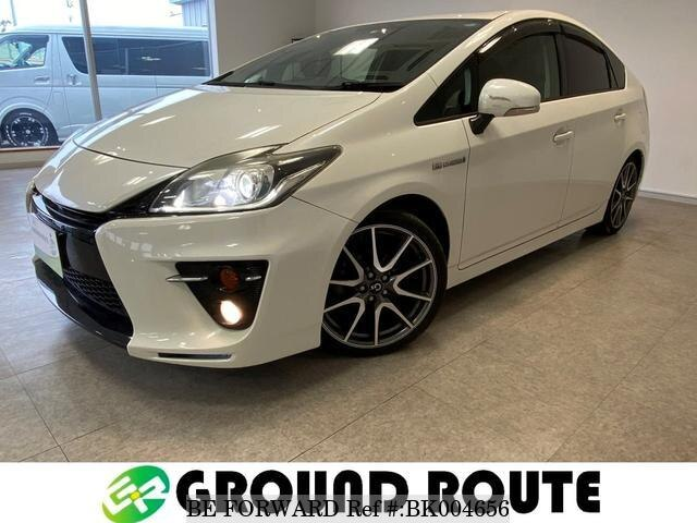 Used 2012 TOYOTA PRIUS BK004656 for Sale