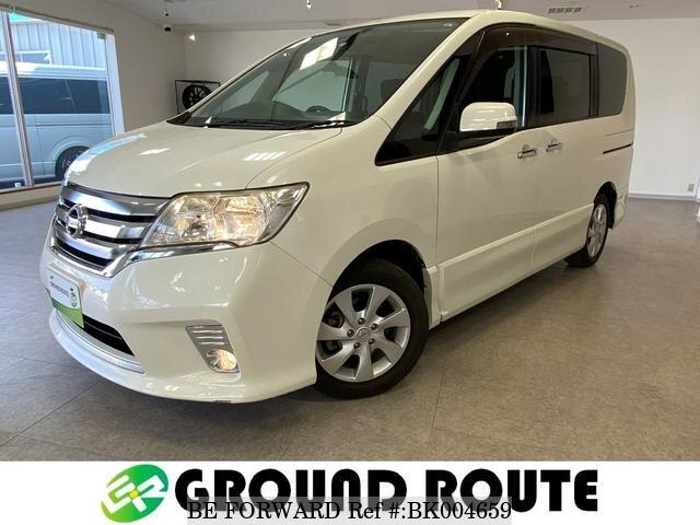 Used 2012 NISSAN SERENA BK004659 for Sale
