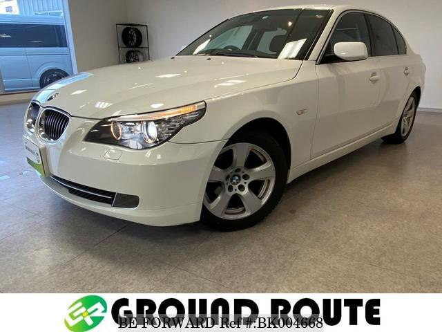 Used 2008 BMW 5 SERIES BK004668 for Sale