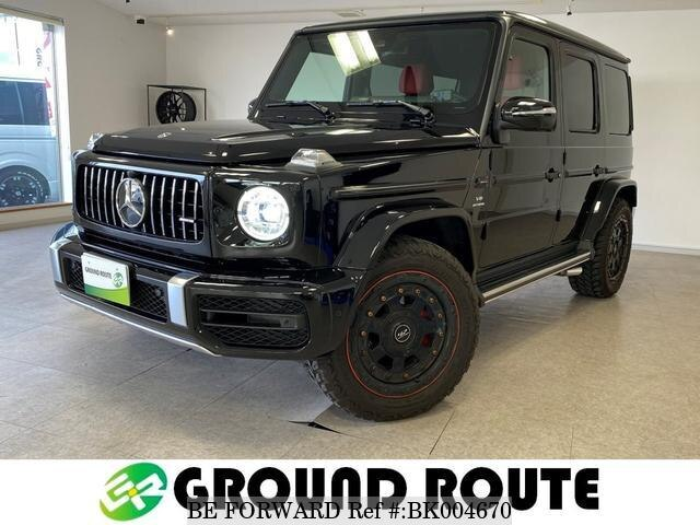 Used 2018 MERCEDES-BENZ G-CLASS BK004670 for Sale