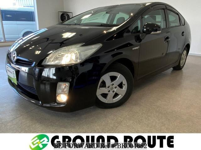 Used 2009 TOYOTA PRIUS BK004682 for Sale
