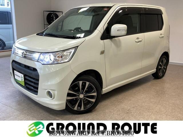 Used 2012 SUZUKI WAGON R BK004690 for Sale