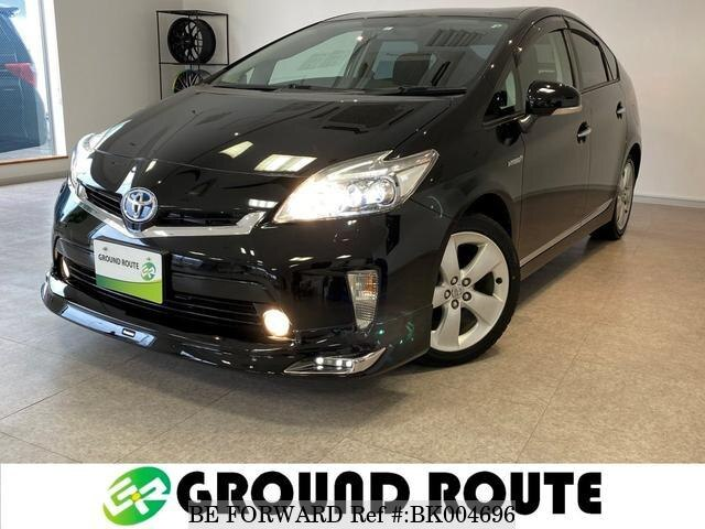 Used 2013 TOYOTA PRIUS BK004696 for Sale