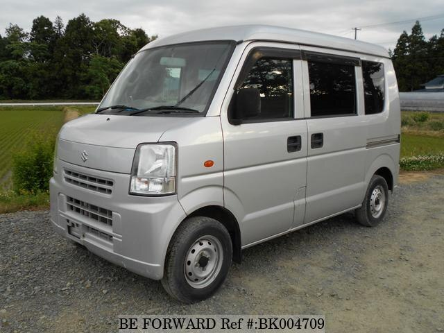 Used 2009 SUZUKI EVERY BK004709 for Sale
