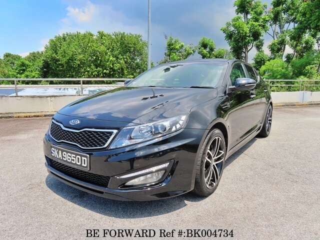 Used 2011 KIA OPTIMA BK004734 for Sale