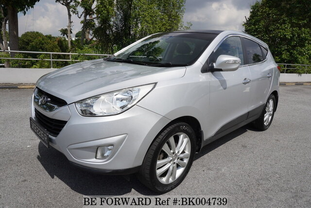 Used 2011 HYUNDAI TUCSON BK004739 for Sale