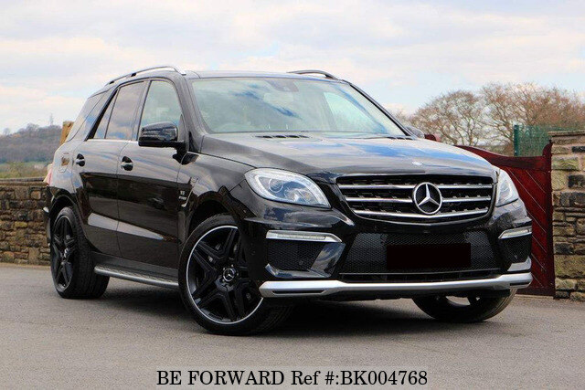 Used 2014 MERCEDES-BENZ ML CLASS BK004768 for Sale